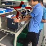 automatic wire stripper machine