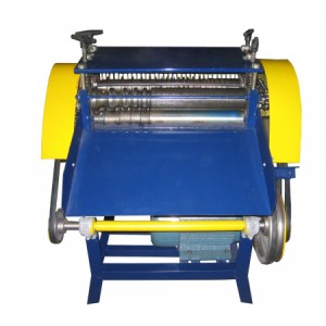 918 scrap copper recycling wire stripping machine