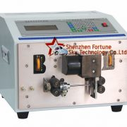 full or partial automatic wire stripping machine