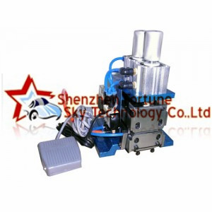 multi conductor cable wire stripping machine pneumatic wire stripper