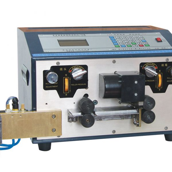 BJ-900 Automatic Wire Stripping Machine For Ribbon Cable Wire Separation