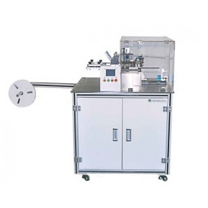 Full Automatic PV Ribbon Cutting & Bending Machine