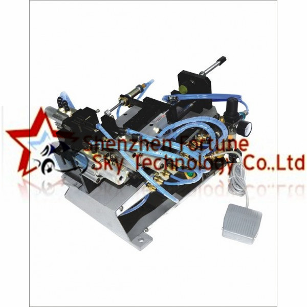 Pneumatic H05VV-F TTR Cable Stripping Machine