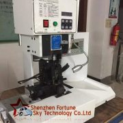 12k crimps/hour 1.5T ribbon cable crimping machine