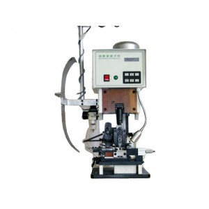 benchtop wire stripping crimping machine