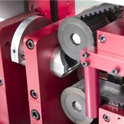 corrugated tubing cutter slitting
