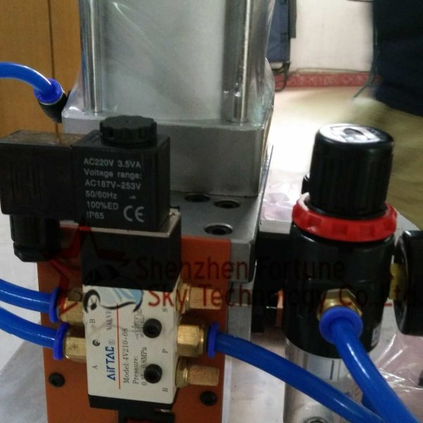 pneumatic idc connector crimping machine01