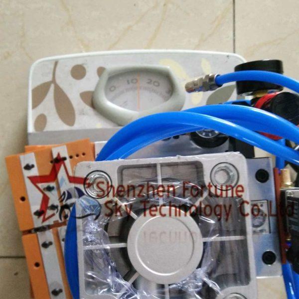 pneumatic idc connector crimping machine02