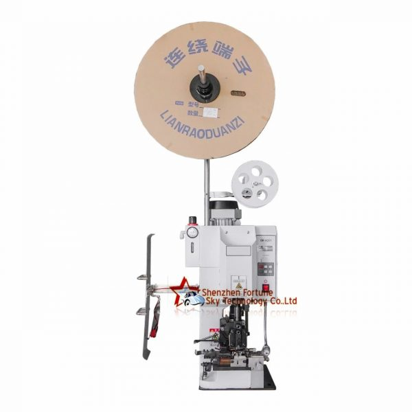 2018 Multi Conductor Cable Wire Stripper Crimper Machine