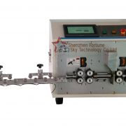 Automatic 2.5-50 SQMM 13awg-1 0awg Wire Stripping Machine