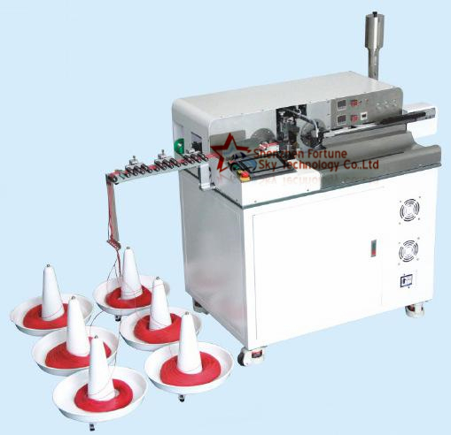automatic cutting stripping tinning machine