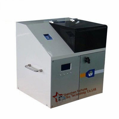 Automatic Wire Threading Stripping and Ferrule Crimping Machine01