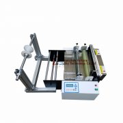 Electric eye cutting machine for smart phone membrane label barcode01