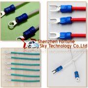 vibration disc loose terminal wire crimping machine01
