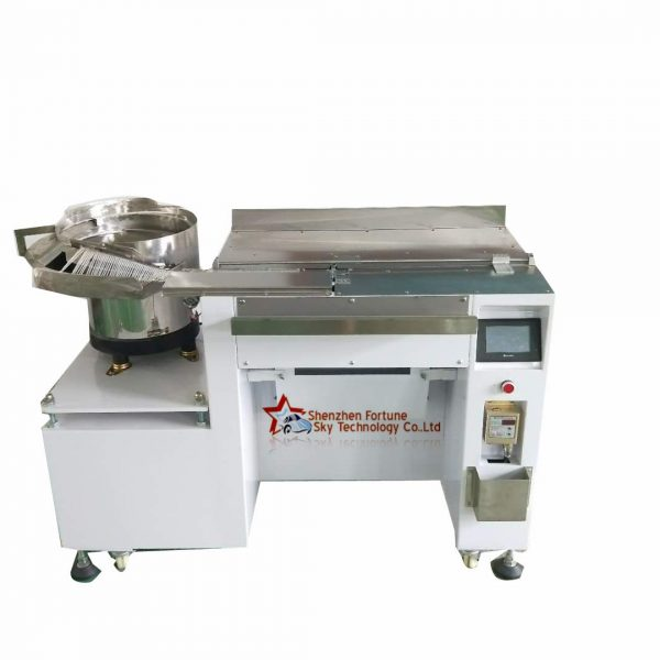 Fully automatic nylon cable ties wire tyer tying strapping machine
