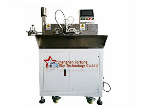 fully automatic both ends wire tinning machine01