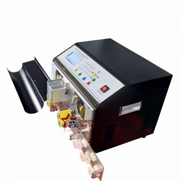 automatic wire cutter stripping machine