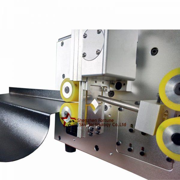 automatic wire stripper and cutting machine